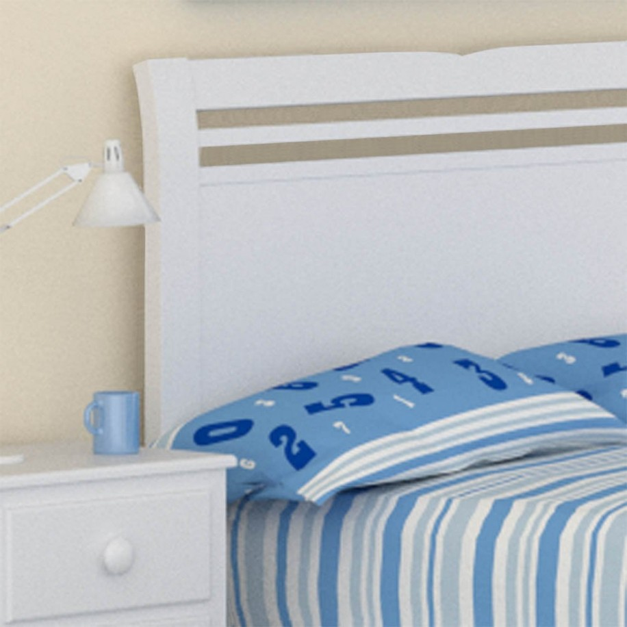 Tête de lit enfant. Modèle Ailes