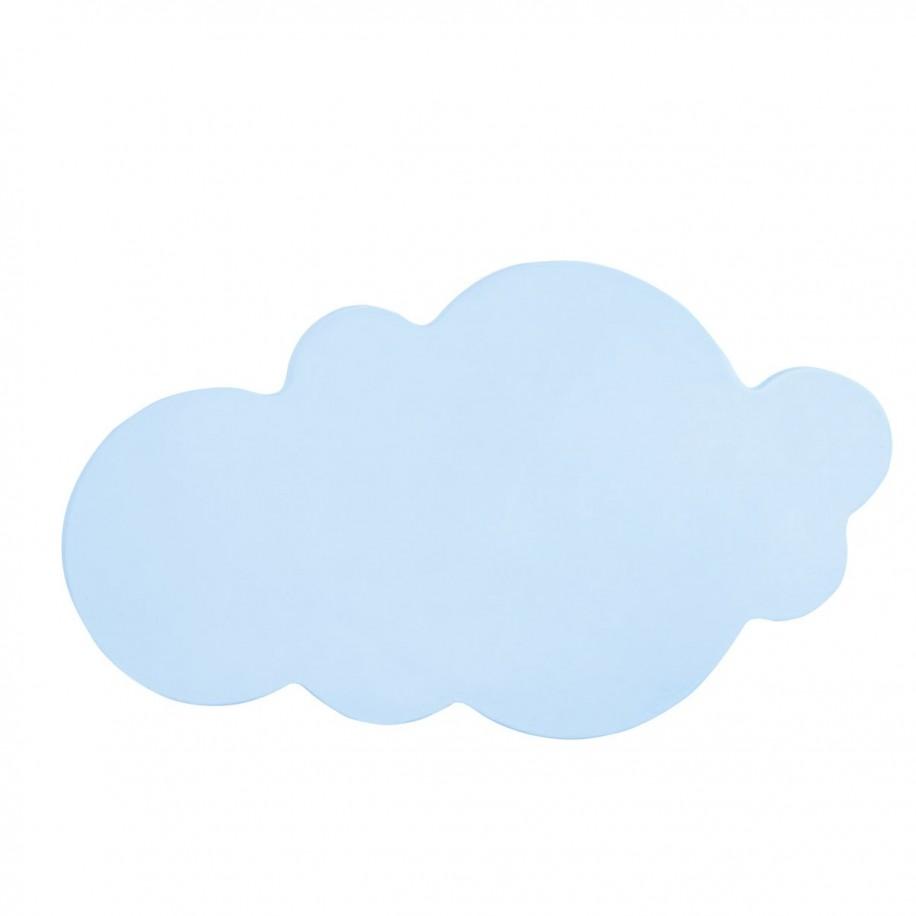 Applique murale enfant Nuage bleue