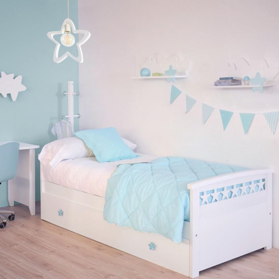 Chambre avec suspension enfant Étoile
