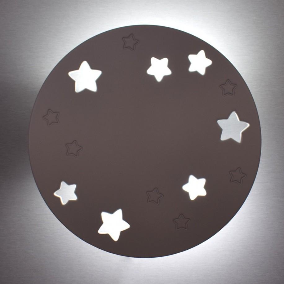 Applique murale enfant Lune