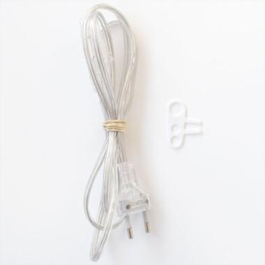Câble avec interrumpteur et prise 120 cm