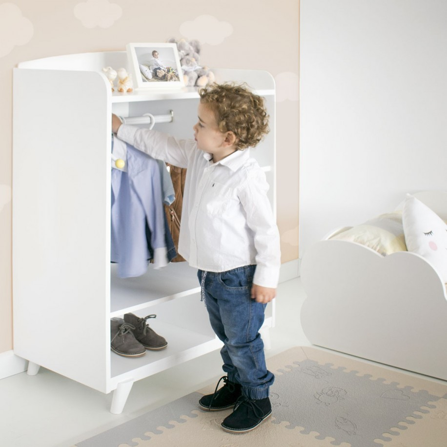 Armoire pour enfant Montessori