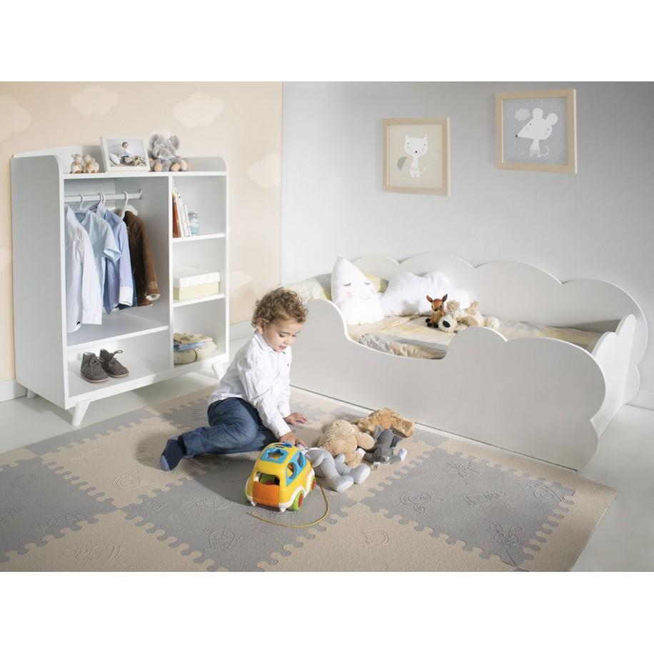Chambre enfant Montessori
