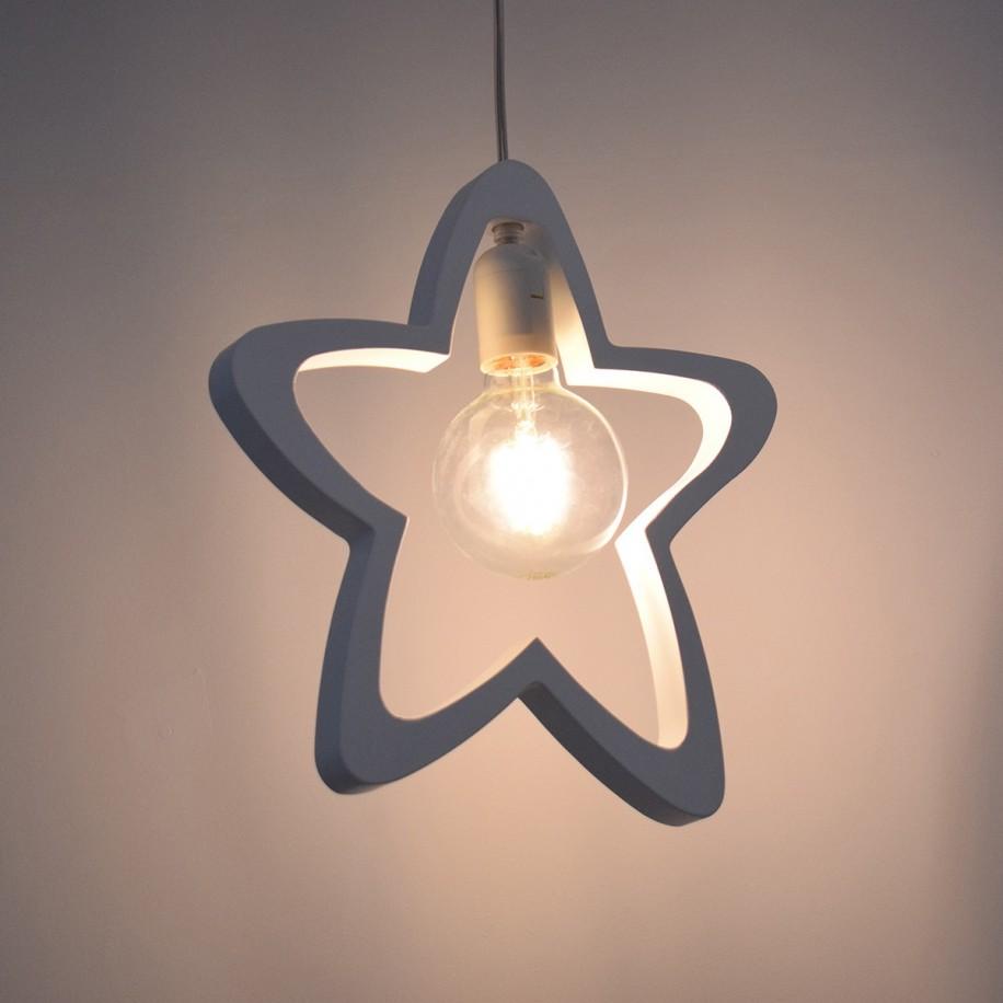 Lampe pour enfant Étoile