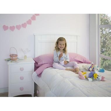 Tête de lit enfant Courbe