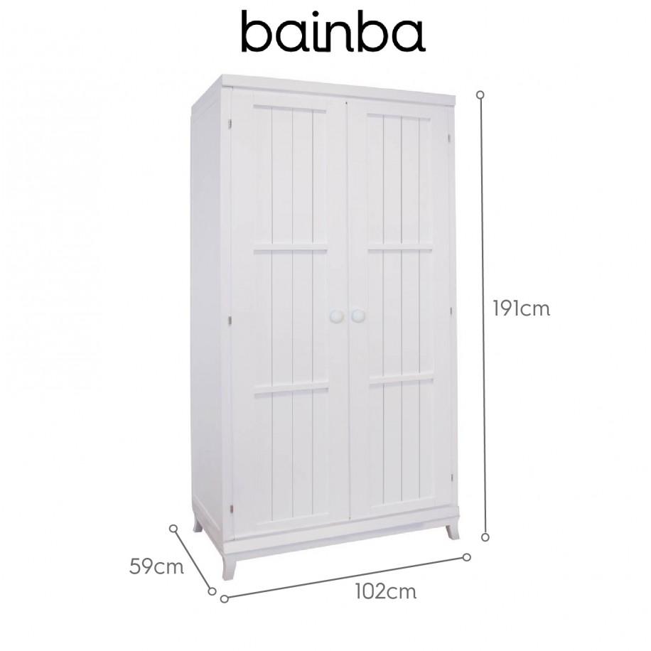 Dimensions armoire avec porte sur pieds