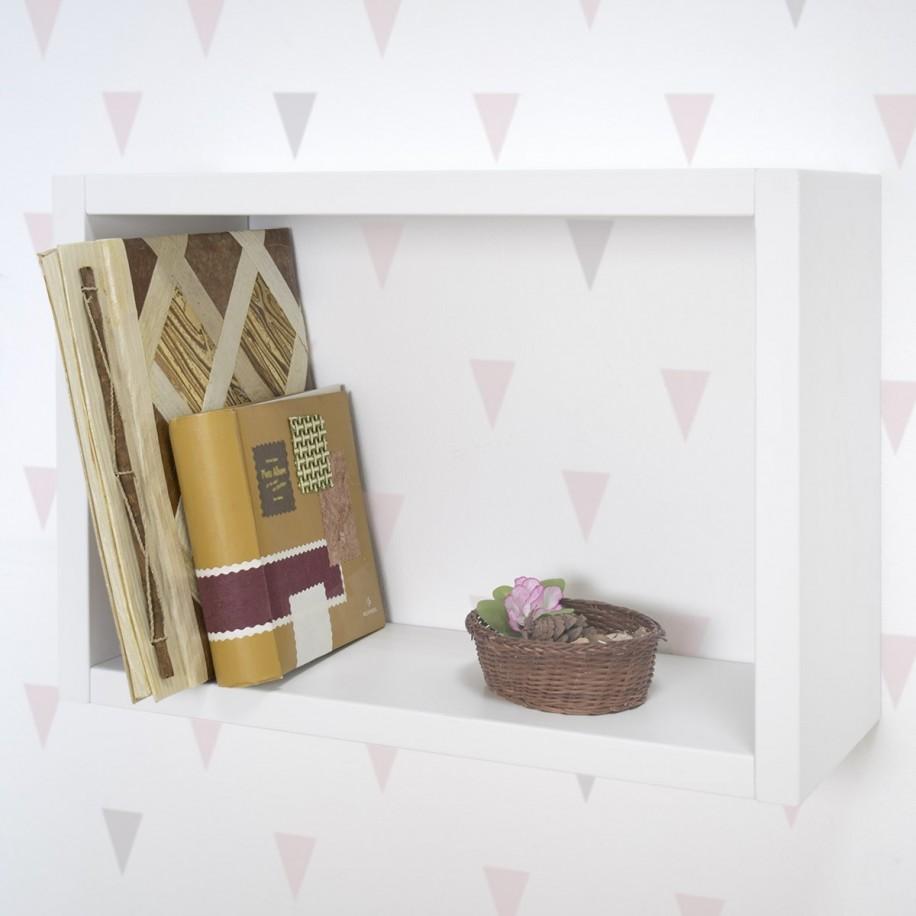 Étagère murale ado Cube - Petit modèle